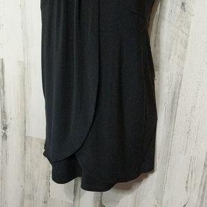 White House Black Market Dresses - WHBM Little Black Strapless Fancy Dress LBD Medium